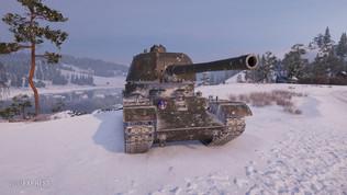 World of Tanks T-103 Testlerine Yeniden Başlandı