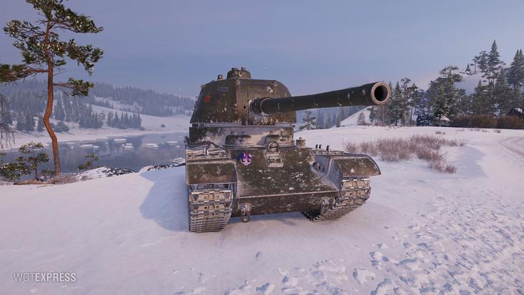 World of Tanks T-103 tankının testlerine yeniden başladı. Yapılan tüm değişiklikler ve tankın son haline bakın!