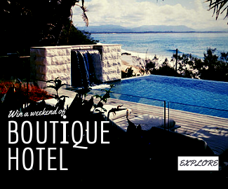 Butique Hotel Template