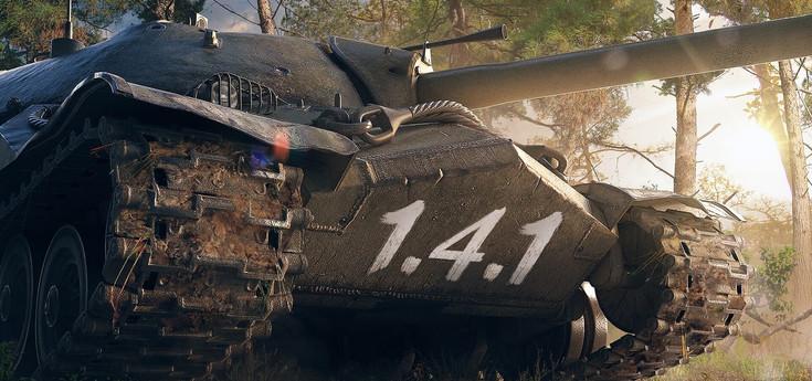 World of Tanks 1.4.1 güncellemesi çıkış tarihi belli oldu.