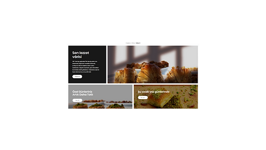 Confectioner cafe shop template is ready to boost your online orders.