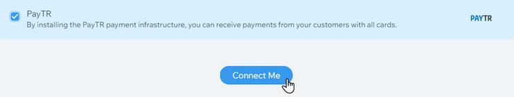 Wix Türkiye'de PAYTR kullanabilir. Online mağaza, planlar, ücretler için Iyzico'dan sonraki 2. ödeme yöntemi hazır. Bizim Muhit