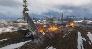 World of Tanks Harkov Haritası Dönüyor