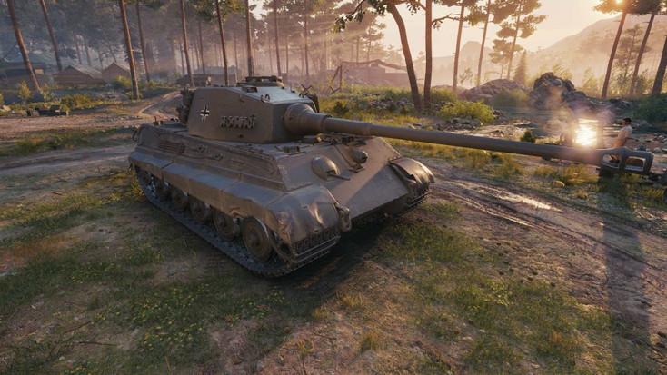 Tiger 2(H) Süpertest'de yeniden ortaya çıktı!