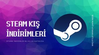 Steam 2019-2020 Kış İndirimleri Ne Zaman? Steam İndirimleri