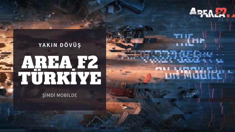 Area F2 Türkiye Discord Sunucusu
