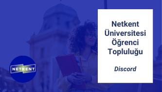 Netkent Akdeniz Araştırma ve Bilim Üniversitesi Discord Öğrenci Topluluğu
