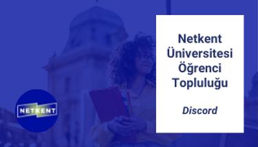 Netkent Akdeniz Araştırma ve Bilim Üniversitesi Discord Topluluğu