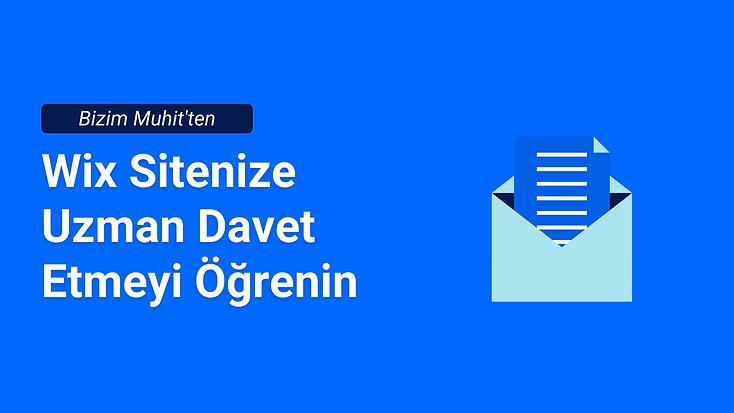 Wix sitenize bir Wix uzman davet ederek sorunlarınızı daha hızlı çözebilirsiniz. Bizim Muhit, Türkiye'de ve uluslararası projelerde uzman desteği sağlamaktadır. Bu rehber bir PDF dosyası ile sunulmuştur ve yalnızca premium üyelerin erişimine açıktır.