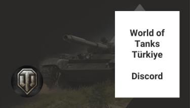 World of Tanks Türkiye Discord Sunucusu