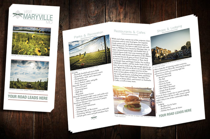 Maryville Tourism Brochure