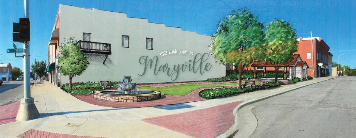 Maryville Pocket Park Idea