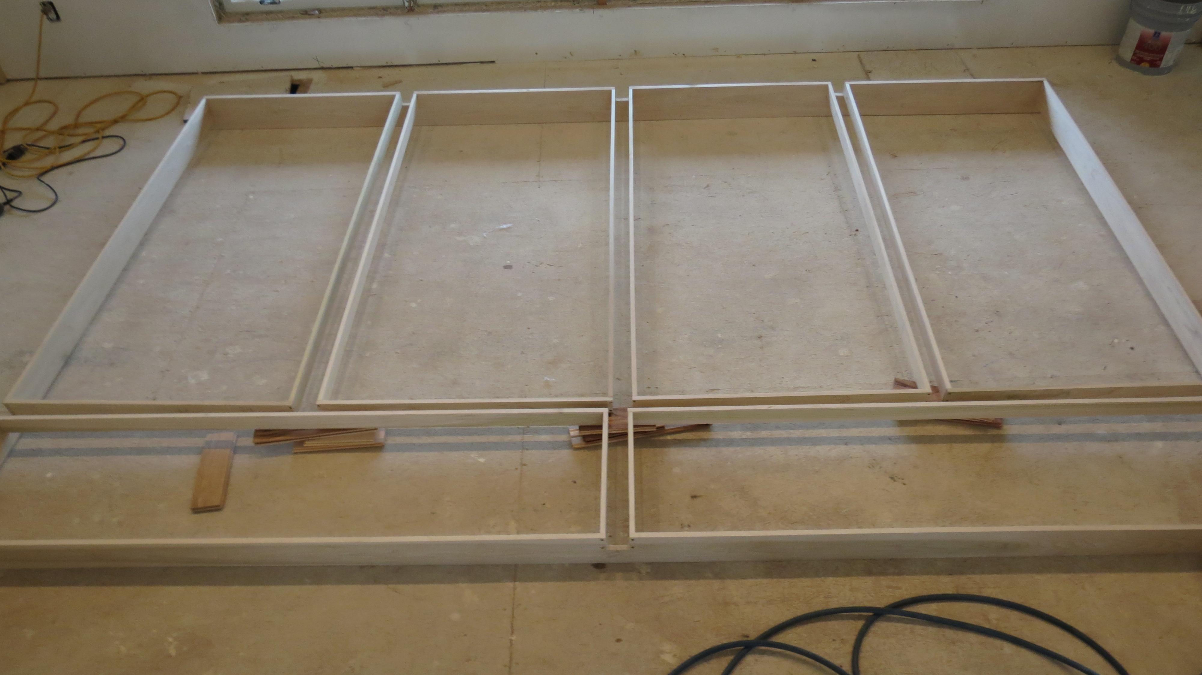 Window Trim Construction