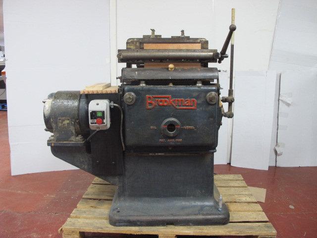 Used Brookman 15 Pin Dovetailer