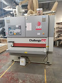 Pre owned woodworking machines