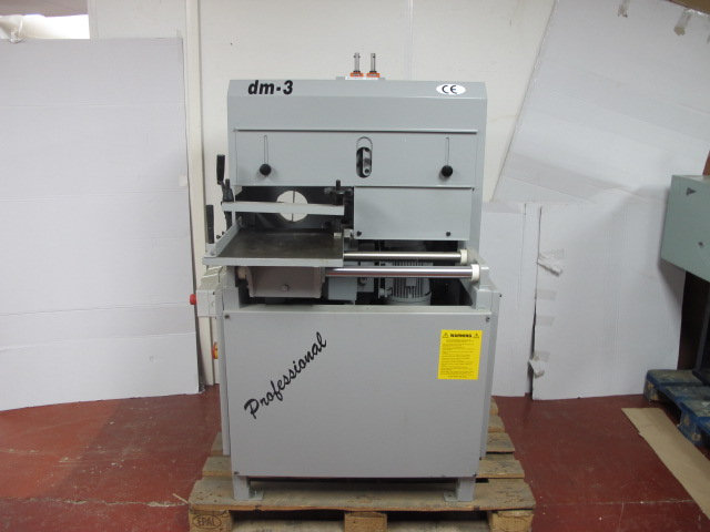 Ex Display DM twin head tenoner (single phase)