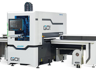 AES GO! - The all new CNC drilling solution