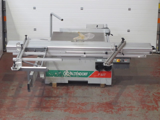 Used Altendorf F92t Panel Saw