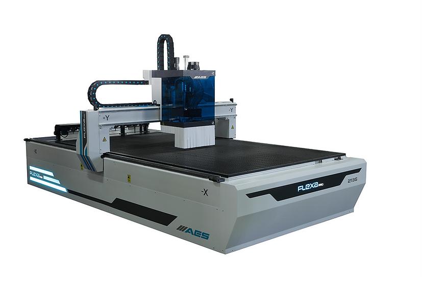 AES Flexa Pro 1325 CNC Nesting Machine