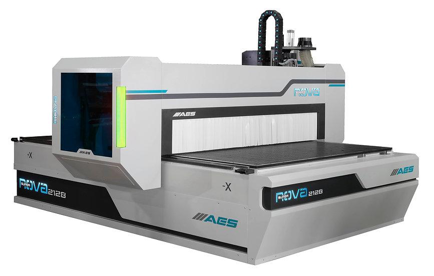 AES Nova Super CNC  Nesting Machine
