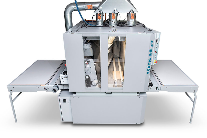 Kundig Brilliant-2 Wide Belt Sander