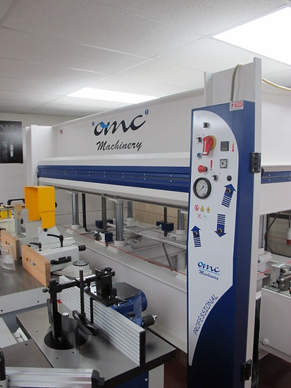 Ex Demo OMC Heated Press