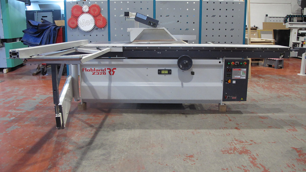 Used Robland Z320 Panel Saw