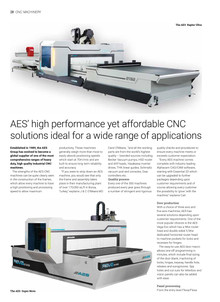 Did you know AES are a brand just like any other, working in association with our 30 year old compan
