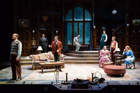 Alley Theatre - The Mousetrap - Dress Re