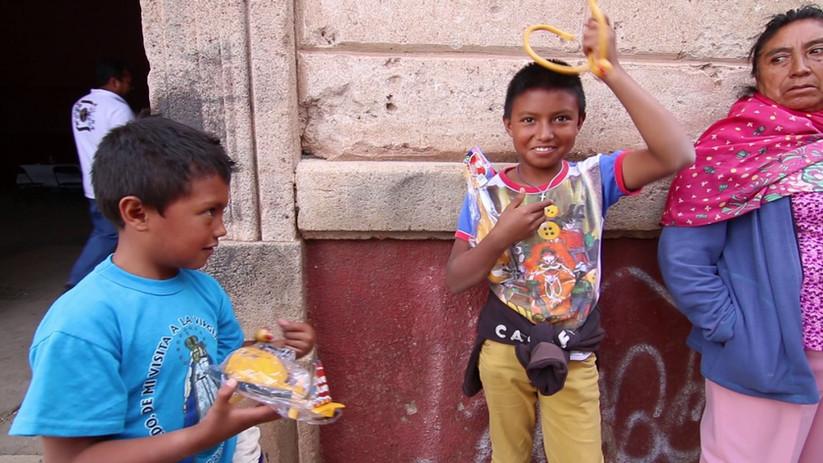 Ayúdame a Crecer, un programa de nutrición infantil.