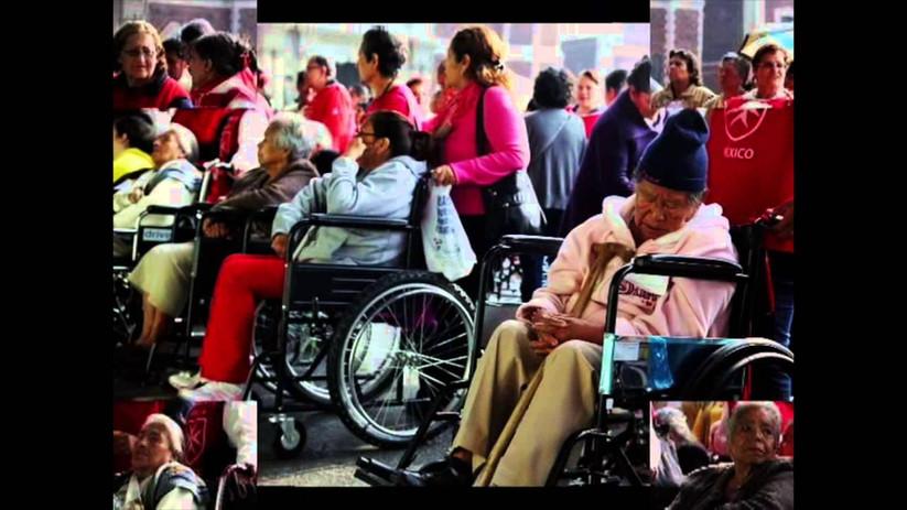 Peregrinación de Enfermos 2015