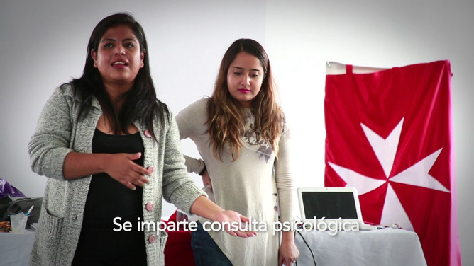 Orden de Malta México: Salva a un Niño del SIDA.
