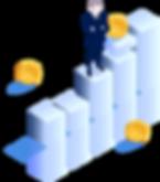 capital raise icon