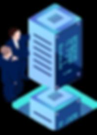 proprietary database icon