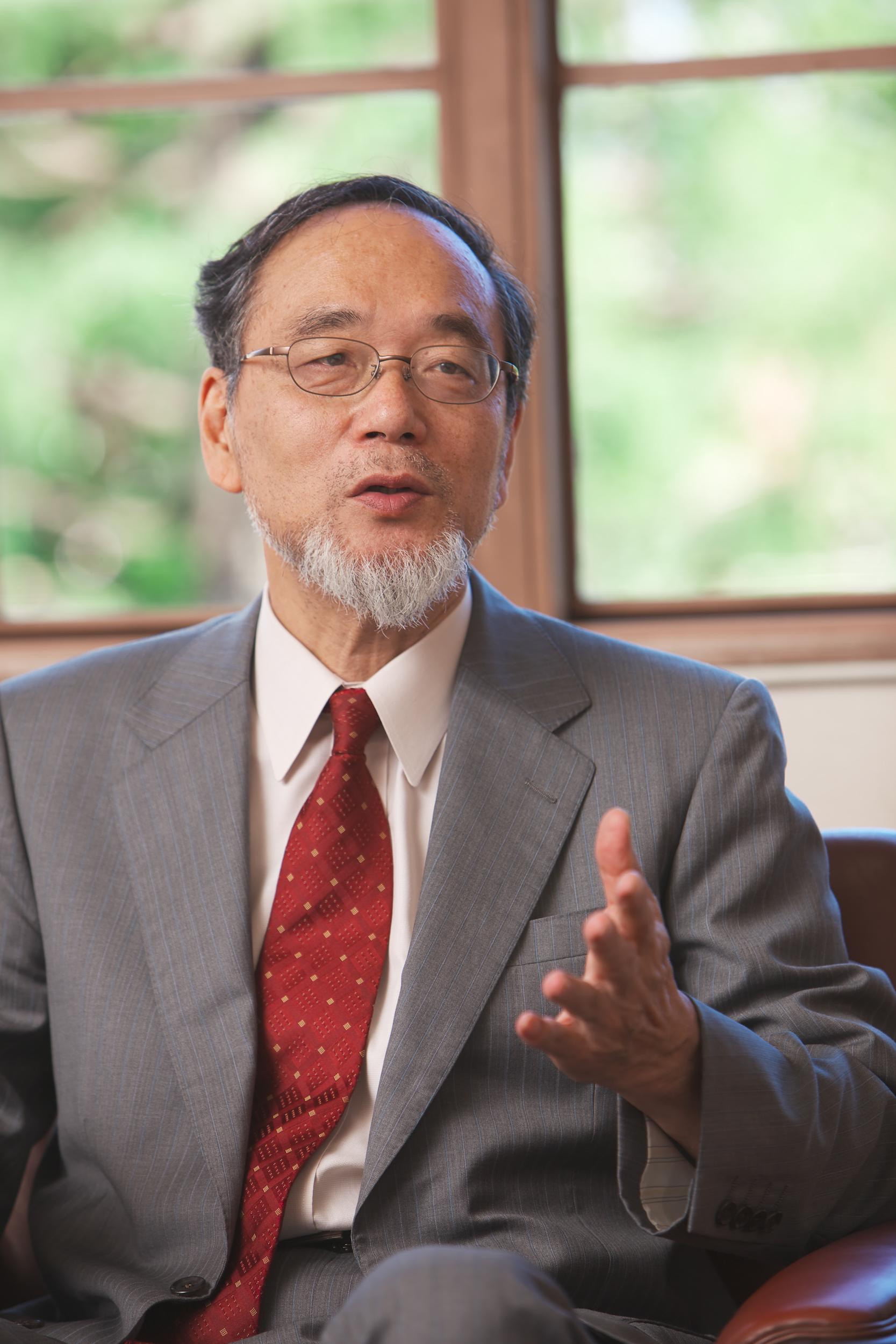 prof. shiomi