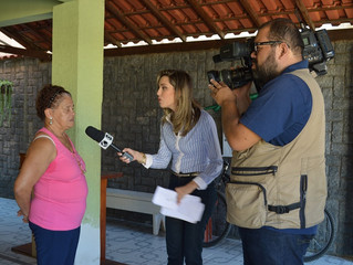 Assessoria de Imprensa gera reportagem sobre o plantio de crotalária em Rio Pomba