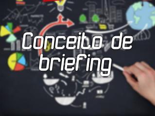 Conceito de Briefing