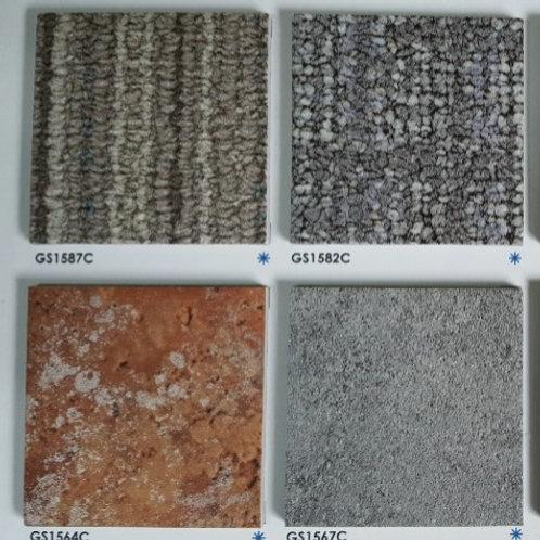 KCC데코타일 센스타일 사각 GS1587C, GS1582C, S1564C, GS1567C, GS1560C, GS1563C, GS1573C 등