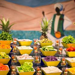 Food - Sultan Gardens Resort, Sharm el S