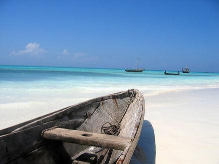 Palumbo Reef Beach Resort - Barca, mare,