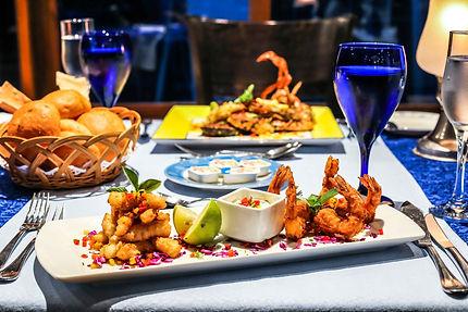 Plate Fish Market Restaurant - Sultan Ga