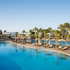 Piscina - Sultan Gardens Resort - Sharm