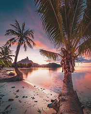 Bora Bora, French Polinesia @micktograph
