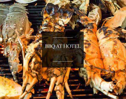 barbecue-in-hotel-sevinex-inn-hotel-feri