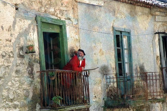 """Borgo Fantasma"" Roscigno Vecchia"