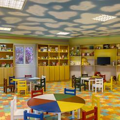 Kids Club Interno - Sultan Gardens Resor