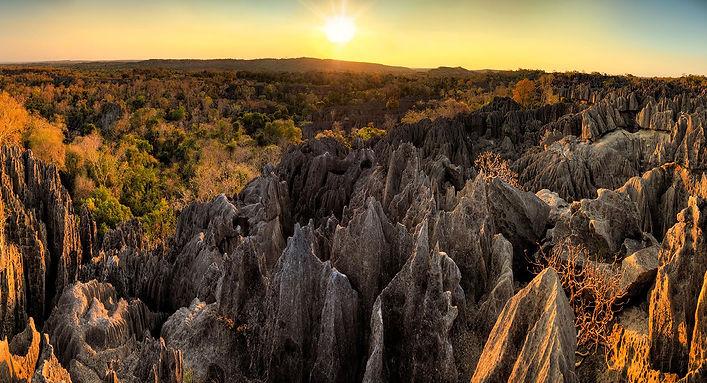 madagascar-amber-national-park-tramonto.