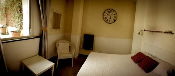 old clock room