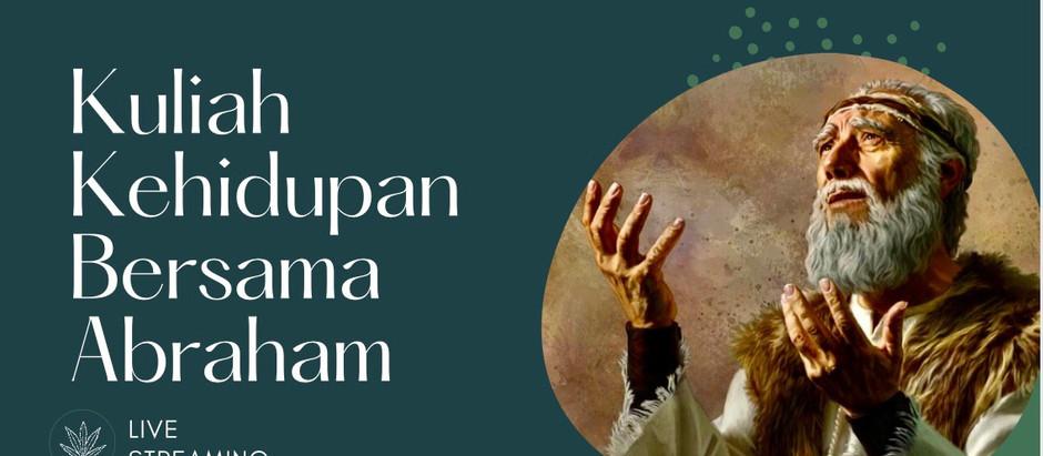 KULIAH SATU JAM BERSAMA ABRAHAM