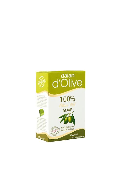 d'Olive Olive Oil Bar Soap